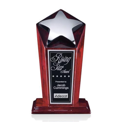 Strickland Award - Chrome