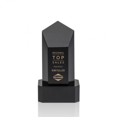 Jolanda Award on Base - Black/Black