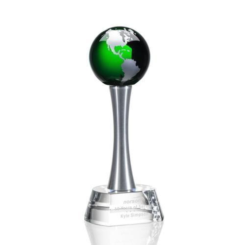 Willshire Globe Award - Green
