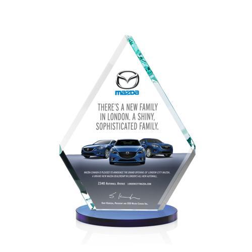 Canton VividPrint™ Award - Blue