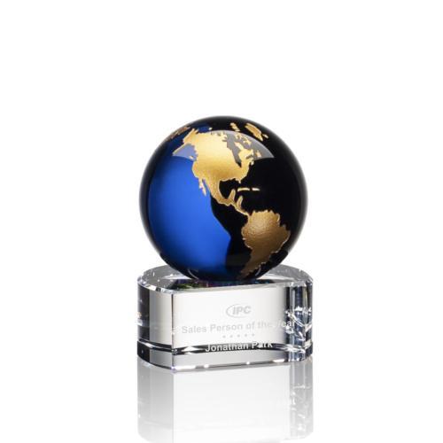 Dundee Globe Award - Blue