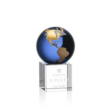 Haywood Globe Award - Blue