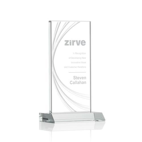 Hawkins Liquid Crystal™ Award - Clear