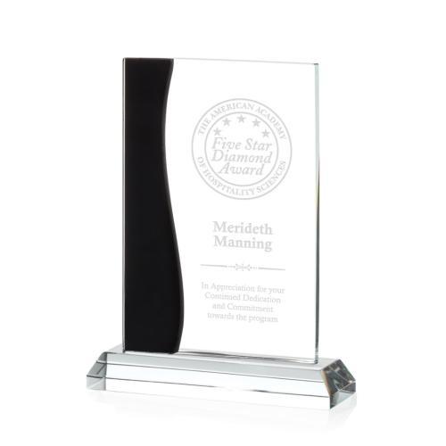 Landfield Award - Black