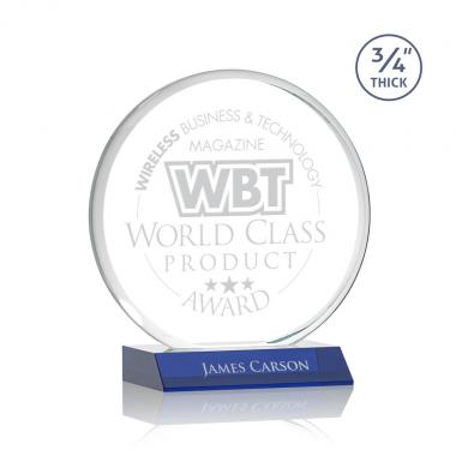 Blackpool Award - Blue