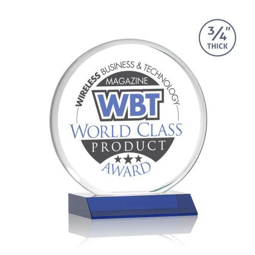 Blackpool VividPrint™ Award - Blue