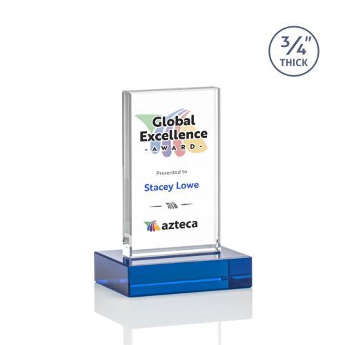 Holmes VividPrint™ Award - Blue