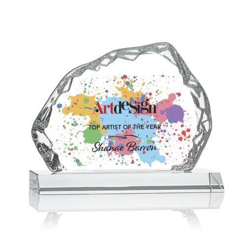 Aspen Iceberg Award on Base - VividPrint™