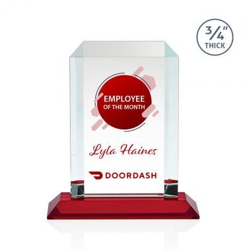 Dalton VividPrint™ Award - Red
