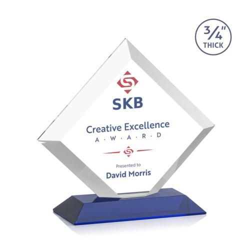 Belaire VividPrint™ Award - Blue