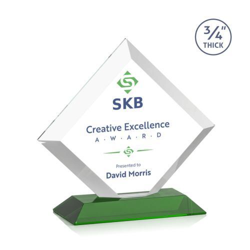 Belaire VividPrint™ Award - Green