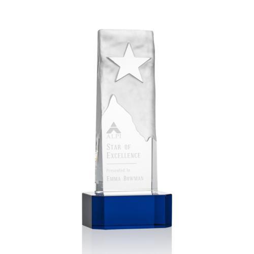Stapleton Star Award - Blue