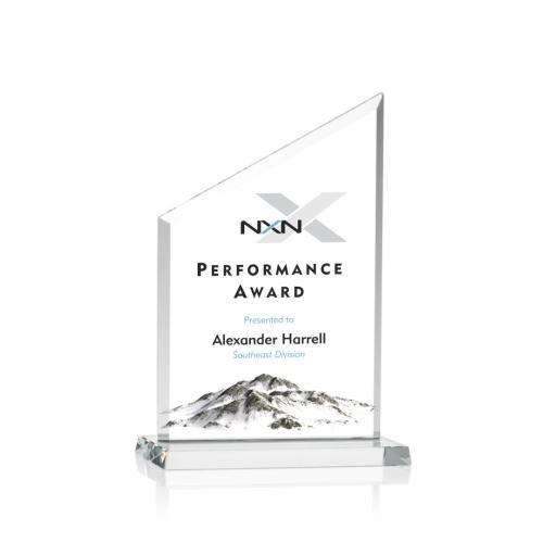 Conacher VividPrint™ Award - Clear