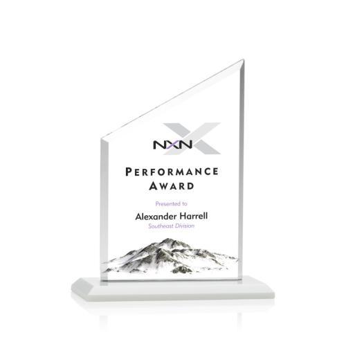 Conacher VividPrint™ Award - White