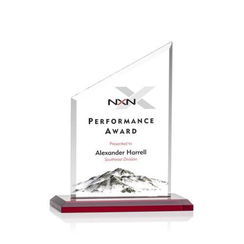 Conacher VividPrint™ Award - Red