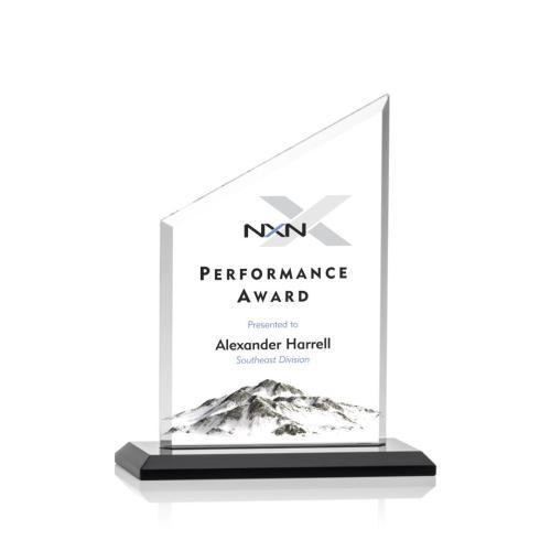 Conacher VividPrint™ Award - Black