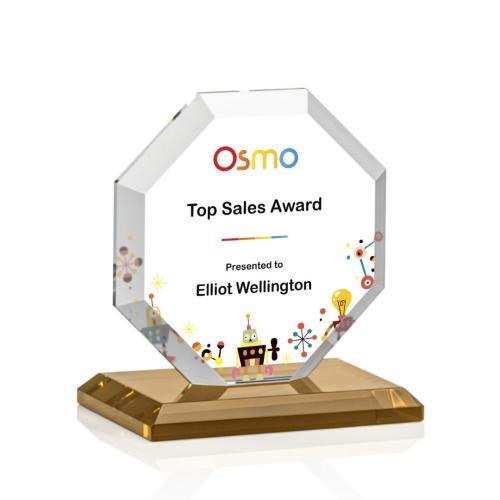 Leyland VividPrint™ Award - Amber