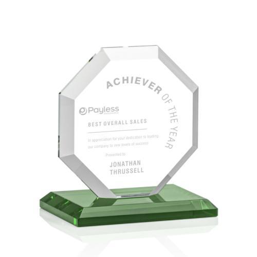Leyland Award - Green
