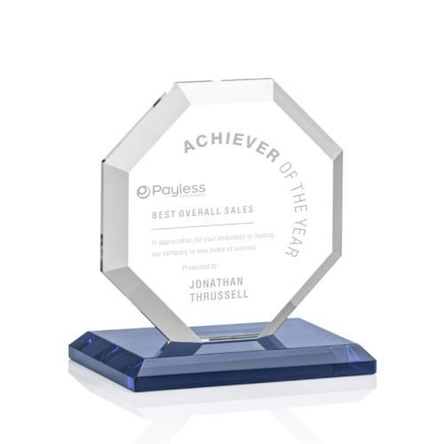 Leyland Award - Blue
