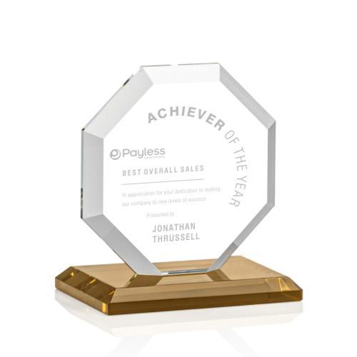 Leyland Award - Amber