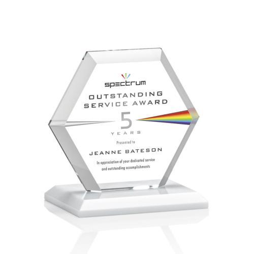 Barnett VividPrint™ Award - White