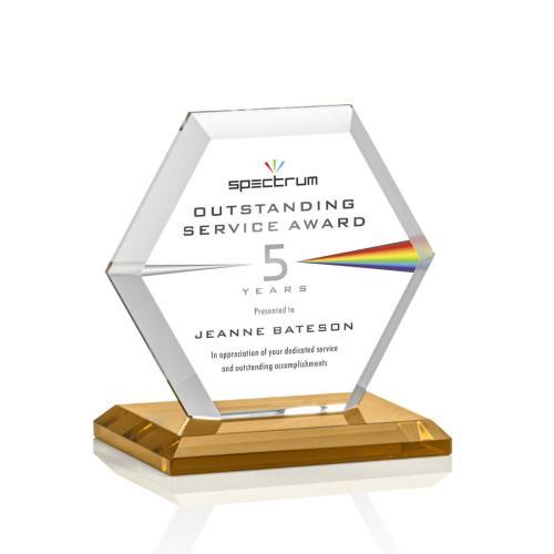 Barnett VividPrint™ Award - Amber
