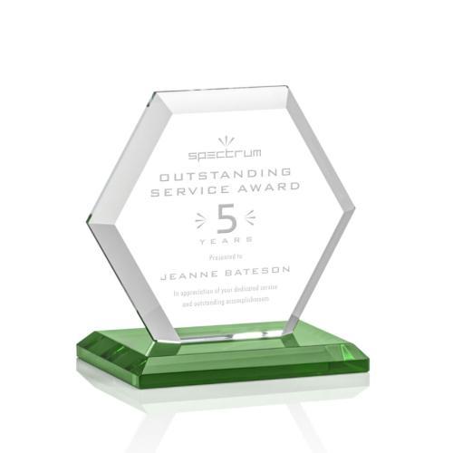 Barnett Award - Green