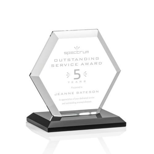 Barnett Award - Black