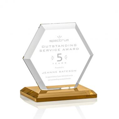 Barnett Award - Amber