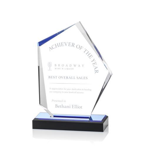 Driffield Award - Laser Engraved