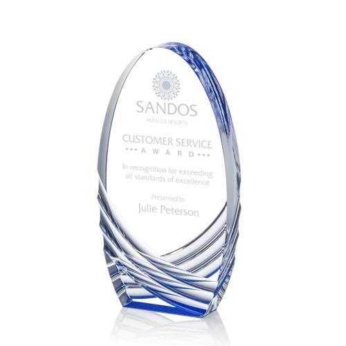 Westbury Award - Laser Engraved