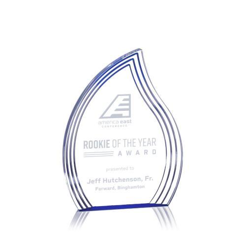 Tidworth Award - Laser Engraved