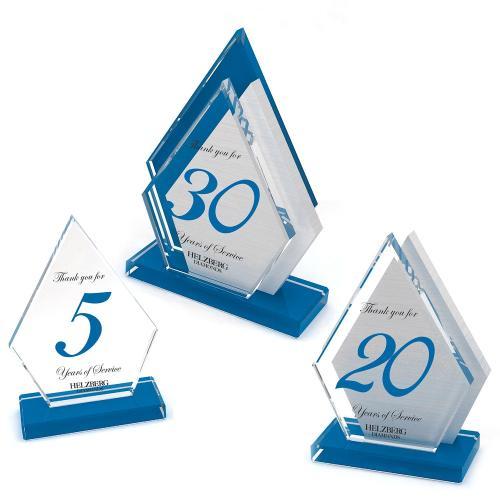 Custom Years of Service Awards