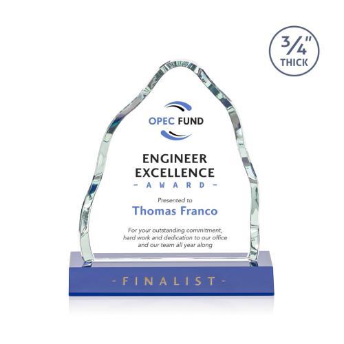 Dunwich VividPrint™ Award - Blue