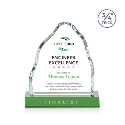 Dunwich VividPrint™ Award - Green