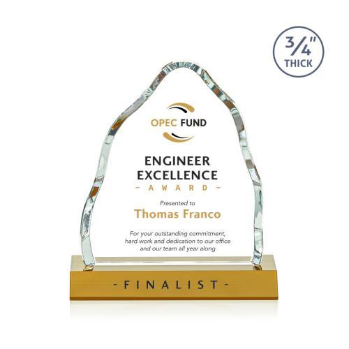 Dunwich VividPrint™ Award - Amber