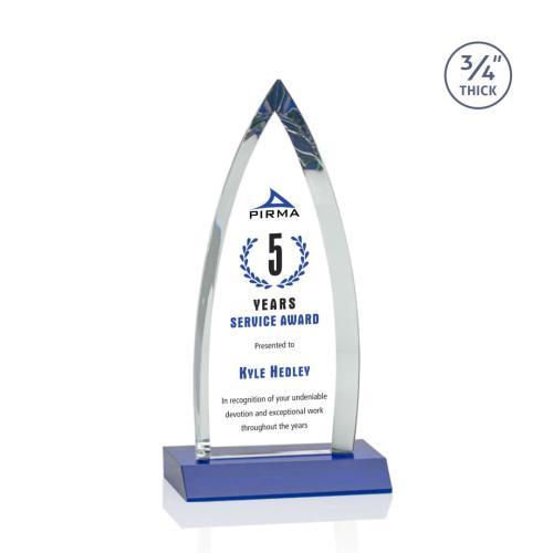 Shildon VividPrint™ Award - Blue