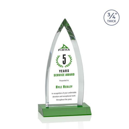 Shildon VividPrint™ Award - Green