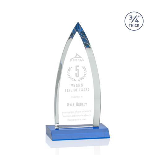 Shildon Award - Sky Blue