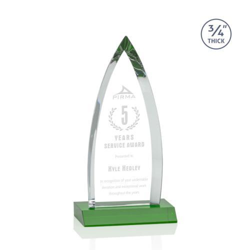 Shildon Award - Green