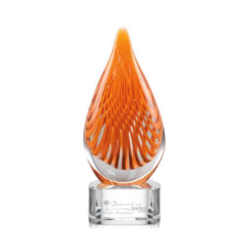 Aventura Award - Clear