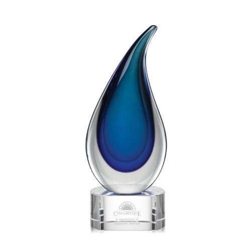 Delray Award - Clear