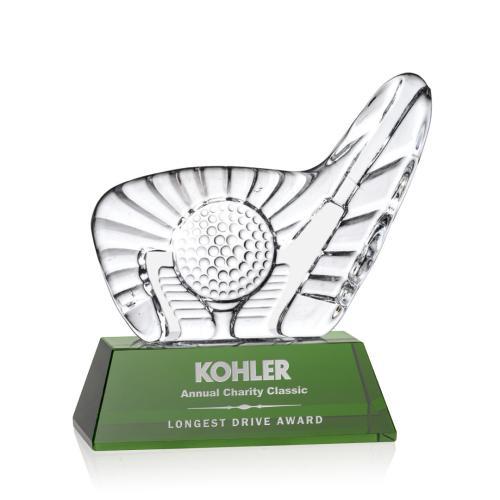 Dougherty Golf Award - Green