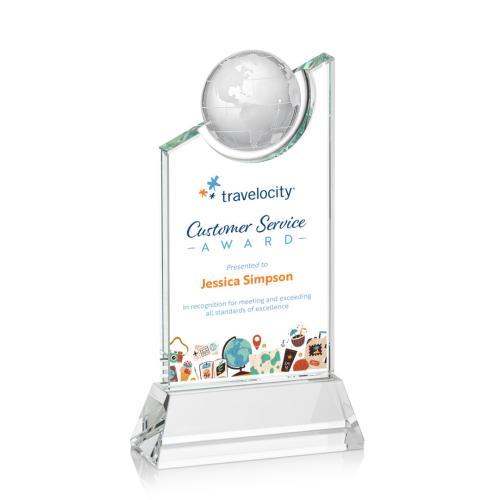 Brixton Globe VividPrint™ Award
