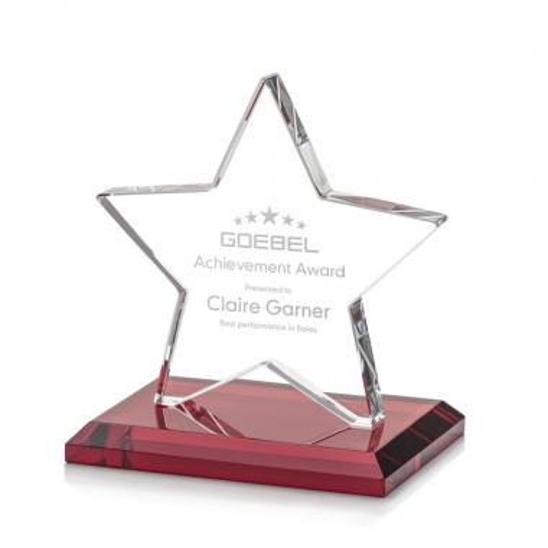 Sudbury Star Award - Red