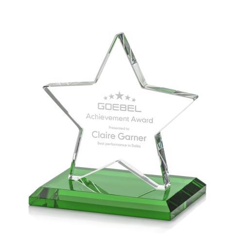 Sudbury Star Award - Green