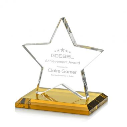 Sudbury Star Award - Amber