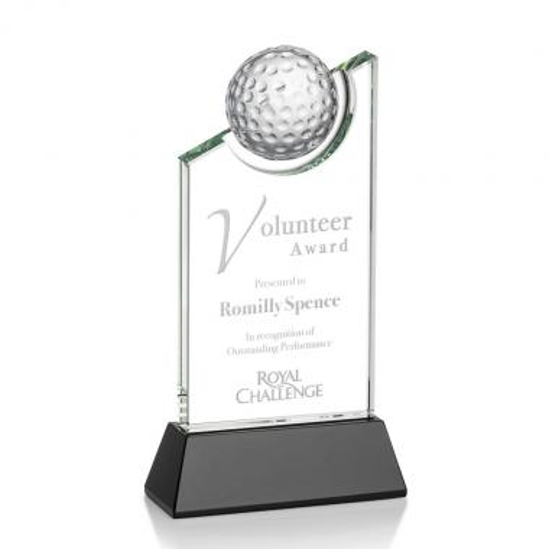 Brixton Golf Award - Optical