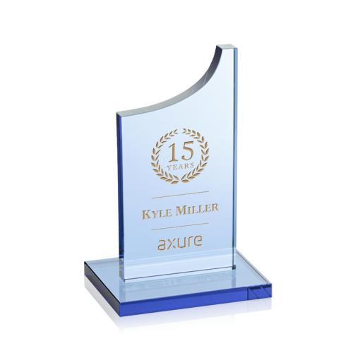 Berrattini Award - Sky Blue