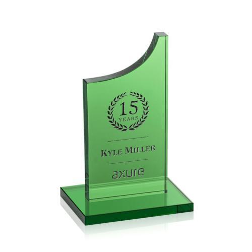 Berrattini Award - Green